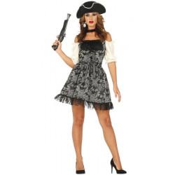 Déguisement pirate femme taille M Déguisements 88601