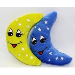 Peluche demi-lune 14 cm Jouets et kermesse 3114