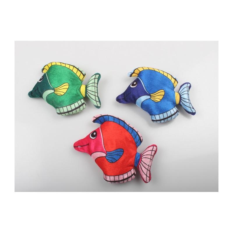 Peluche poisson de corail 16 cm Jouets et articles kermesse 5750