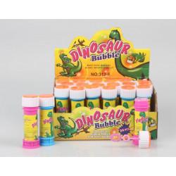 Lot 24 bulles de savon dinosaure 25 ml Jouets et articles kermesse 6714-LOT