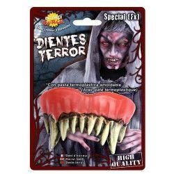 Dents de monstre Accessoires de fête 2177