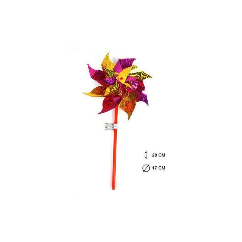 Moulin à vent 28 cm vendu par 24 Jouets et articles kermesse 21880-LOT