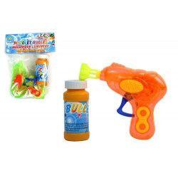 Pistolet à bulles lumineux Jouets et kermesse 21934