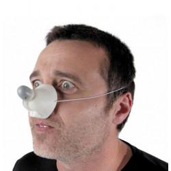 Nez de souris plastique adulte Accessoires de fête 333220