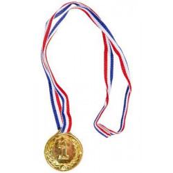 Sachet 8 médailles de vainqueur Jouets et articles kermesse 4369