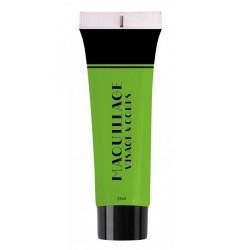 Maquillage à l'eau 25 ml vert Accessoires de fête 90614