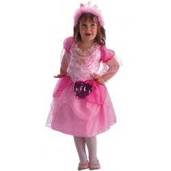 Déguisement princesse rose 6-7 ans Déguisements 65617