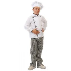 Déguisement cuisinier enfant 4-6 ans Déguisements 81581