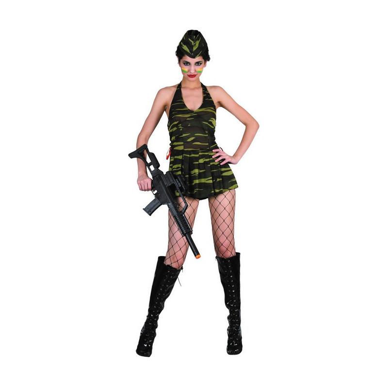 Déguisement soldat femme sexy taille M Déguisements 87283211