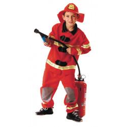 Déguisement pompier US garçon 7-9 ans Déguisements 8728750879