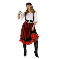Déguisement pirate femme taille S Déguisements 95362