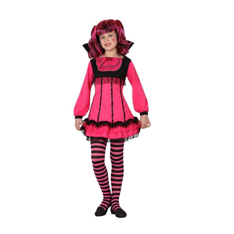 Déguisement vampire rose fille 7-9 ans Déguisements 15000
