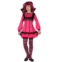 Déguisement vampire rose fille 4-6 ans Déguisements 14999