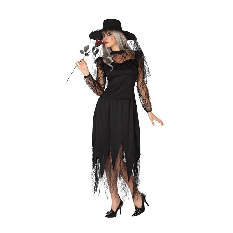 Déguisement veuve noire femme taille S Déguisements 26228