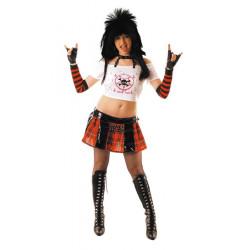 Déguisement punk femme taille unique Déguisements 87286765