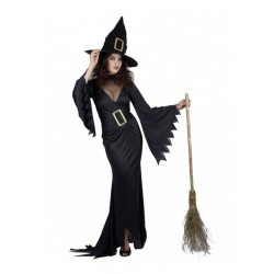 Déguisement sorcière élégante femme taille M-L Déguisements BT03915