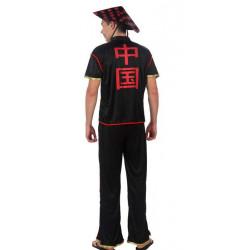 Déguisement chinois homme taille S Déguisements 10037