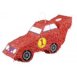 Pinata anniversaire voiture de course Déco festive 30940