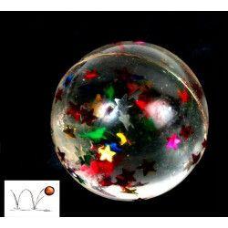 Balle super rebondissante 3 cm vendue par 48 Jouets et articles kermesse 22061