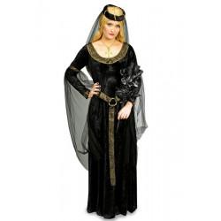 Déguisement princesse noire femme taille 44-46 Déguisements 3125084306