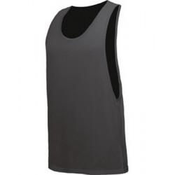 T-shirt débardeur noir adulte Accessoires de fête TABU-NOIR