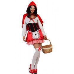 Déguisement Chaperon rouge femme taille M-L  8422259222392