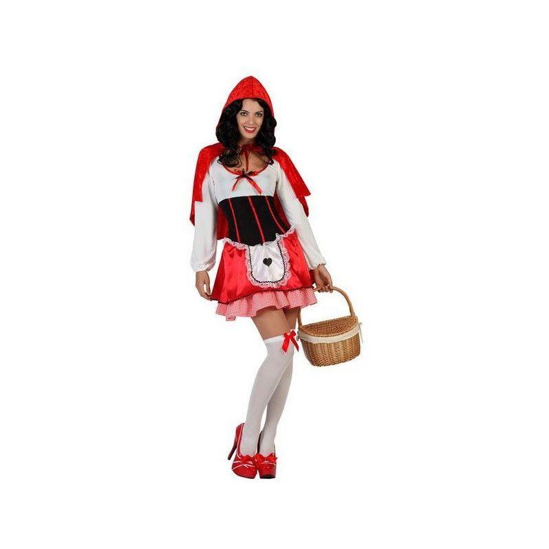 Déguisements, Déguisement Chaperon rouge femme taille M-L, 22239, 29,90€