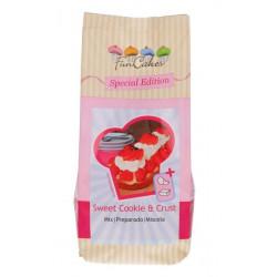 Mix biscuit tendre et croquant édition spéciale FunCakes 500g Cake Design 41524