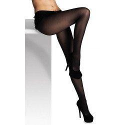 Collants opaque noir femme Accessoires de fête 2235