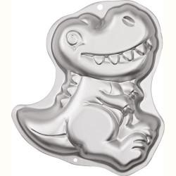 Moule gâteau alu dinosaure 27 cm Cake Design 2105-1022