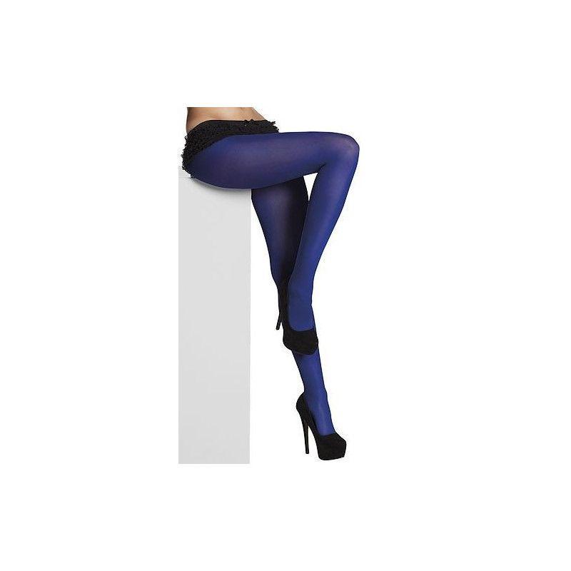 Collants opaque bleu femme Accessoires de fête 2237