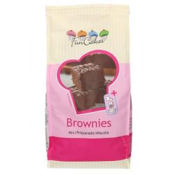 Préparation FunCakes pour brownies 1 kg Cake Design 38351