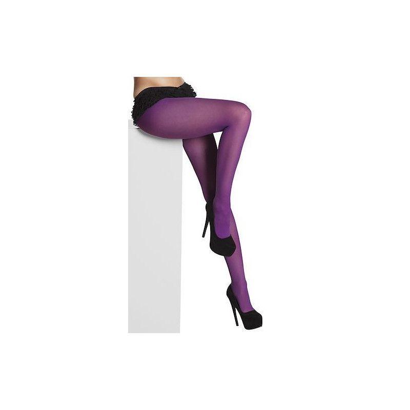 Collants opaque violet femme Accessoires de fête 2239