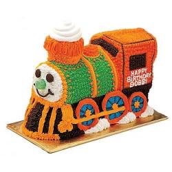 Moule gâteau alu train 3D 25cm Cake Design 2105-2861