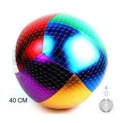 Ballon tissu laser 40 cm /24/ Jouets et kermesse 22511