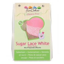 Préparation pour Dentelle blanche sans gluten 400 g Cake Design FC86550