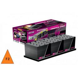 Batterie Triple Fire 36 départs F2 Artifices 20102532M