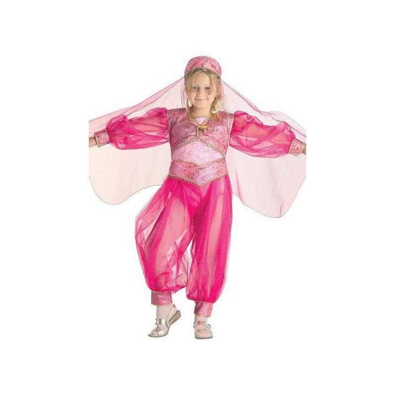 Déguisement danseuse orientale rose fille 6 ans Déguisements 22606