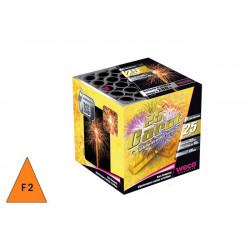 Batterie 25 Carat F2 Artifices 324832M