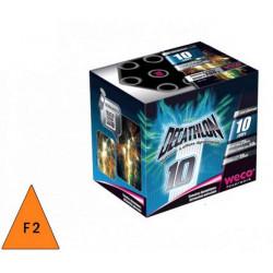 Batterie Decathlon10 coups F2 Artifices 336132M