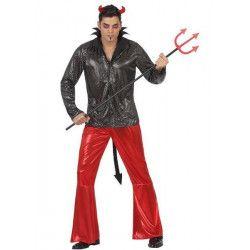 Déguisement diable disco homme taille S Déguisements 22657