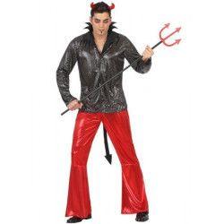Déguisement diable disco homme taille M-L Déguisements 22658