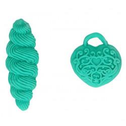 Colorant gel alimentaire FunCakes vert menthe 30 g Cake Design FC50180