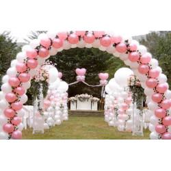 Location Arche à Ballons avec gonfleur. Accueil ARBREBALLON