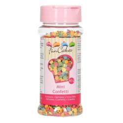 Mini confettis FunCakes mix 60 g Cake Design G42400