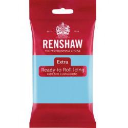 Pâte à sucre extra Renshaw 250 g bleu ciel Cake Design R02854