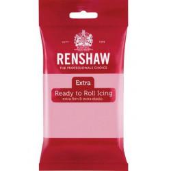 Pâte à sucre extra Renshaw 250 g rose Cake Design R02855