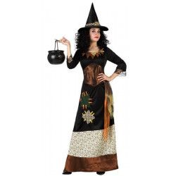 Déguisements, Déguisement sorcière femme taille S, 22694, 27,50€