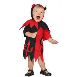 Déguisement diablesse bébé fille 6-12 mois Déguisements 22718