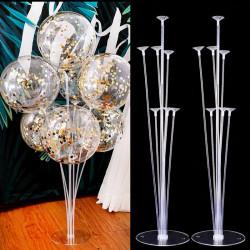 Support de 7 tiges pour bouquet de ballons Accueil supportbouquet